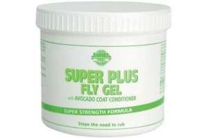 Barrier Super Plus Fly Gel - Fly Repellent Gel for Horses - 500ml