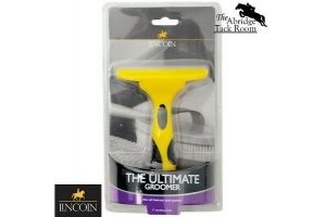 Lincoln Ultimate Groomer – Easily Removes the Undercoat and Loose Hair