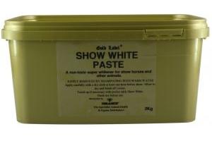 Gold Label Show White Paste 2kg