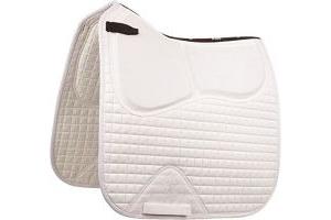 LeMieux ProSport Pro-Sorb System Dressage Square - White, Large