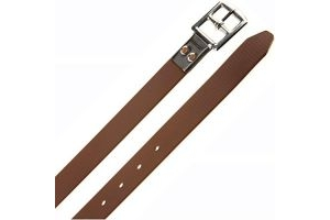 Wintec Synthetic Slimline Leathers Brown 47 inch
