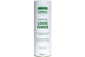 Signature Barrier Animal Healthcare Louse Powder, 500 g
