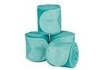 WeatherBeeta Fleece Bandage - Turquoise - 3.5m (Pack of 4)