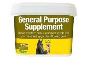 NAF - General Purpose Supplement x 1.5 Kg by Natural Animal Feeds