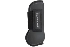 John Whitaker Whitaker - Horse Tendon & Fetlock Boot Set Skipton Black Cob