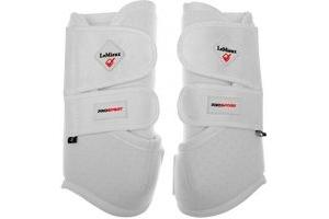 LeMieux Unisex Prosport Support Boots Horse Legwear White M