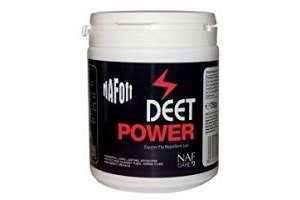 NAF Off Deet Power Gel 750G Fly Repellent 750ml Clear