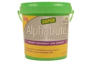 Global Herbs Unisex's Alphabute Super 400g, Clear