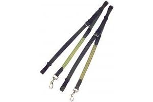 Kincade Leather/Elastic Side Reins