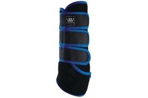 Woof Wear Dressage Wrap Electric Blue