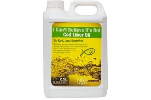 Naf I Cant Believe Its Not Cod Liver Oil: 2.5 Litre
