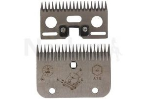 A7 Coarse Clipper Blade - To fit Liveryman and Liscop clippers
