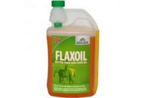 Global Herbs Flax Oil for Horses 1 Litre