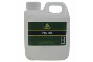 Trilanco Pig Oil - 5 Litre Technical white oil for farm & stable use.