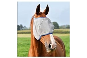 equilibrium Field Relief Midi Without Ears Fly Mask Large Black