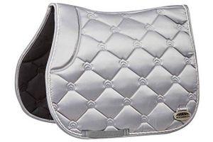 Weatherbeeta Regal Luxe Full Size All Purpose Saddle Pad - Earl Grey