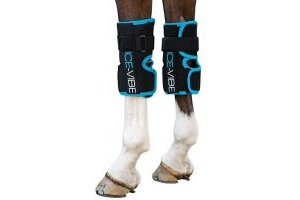 Horseware Ice Vibe Forefoot Root Joint Knee Wrap