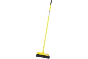 Red Gorilla Broom 30cm Yellow