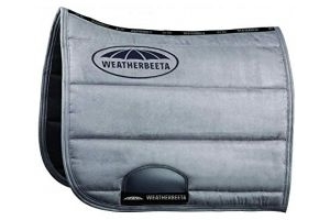 Weatherbeeta Elite Dressage Pad White Pony