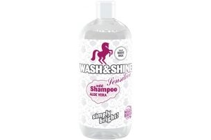 MagicBrush Wash & Shine Shampoo Sensitive 500ml