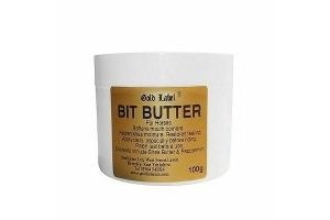 Gold Label Bit Butter Horse Pony Show Softens Restores Mouth Edges 100g