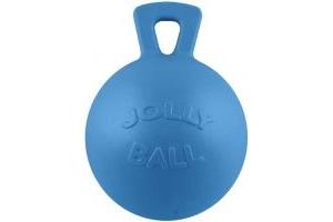 Horsemen's Pride Inc Jolly Ball Blueberry Scented Blue
