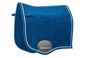 Weatherbeeta Prolux Dressage Saddle Pad (Full) (Royal Blue)