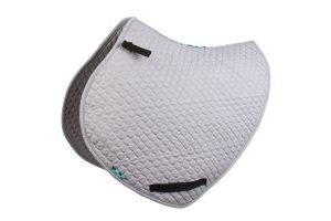 Griffin Nuumed High Wither Event Saddle Pad Grey
