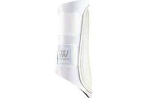 Woof Wear Club Brushing Boot -White, Small