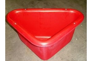 Stubbs - Corner Manger Red S2P