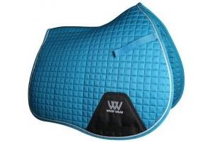 Woof Wear Contour GP Saddle Pad Turquoise