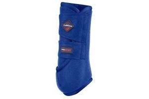 LEMIEUX PROSPORT SUPPORT BOOTS BENETTON BLUE HORSE SCHOOLING COMPETITION SUITABLE FRO FRONT AND HIND LEGS (MEDIUM)