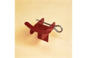 Stubbs - Show Jump Cups Plastic Coated x Pair (JS42)