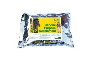 Naf General Purpose Horse Supplements - Size : 2kg
