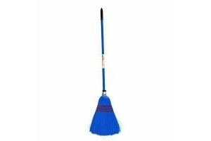 Red Gorilla Deluxe Broom Blue - Large - Head 52 x 33cm + Handle 110cm - Stable