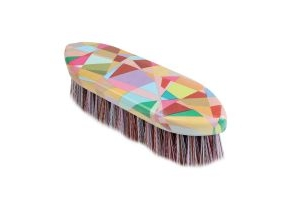 Roma Pattern Dandy Brush Rainbow Retro