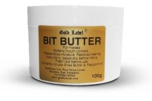 Gold Label - Horse Bit Shea Butter & Peppermint x 100 Gm