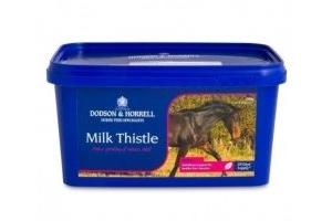 Dodson & Horrell Milk Thistle 500g- nutritional maintenance of the liver