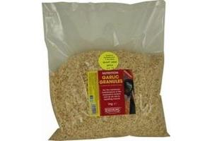 Equimins Garlic Granules - 1 KG REFILL BAG  [155]