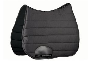 Weatherbeeta Ambition All Purpose Full Size Saddle Pad - Black