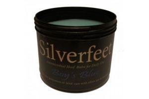 Silverfeet Antimicrobial Hoof Balm Blue