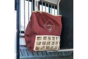 LeMieux Hay Tidy Bag Burgundy