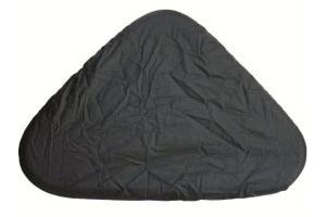 Bitz Stable Corner Manger Cover Black