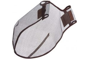 LeMieux Comfort Shield Nose Filter Brown