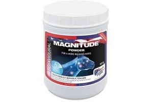 Equine America Magnitude Powder 908g for a more relaxed horse. FREE FAST P&P