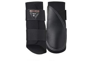 Equilibrium New Tri-Zone Brushing Boot - Black: Small