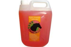 CleanRound Medicated Shampoo 5 Litre: Peach