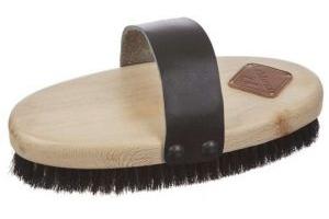 LeMieux Oval Striped Body Brush