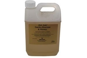 Gold Label Unisex's GLD0042 Garlic Glucose and Honey, Clear, 3 kg