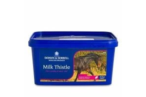 Dodson & Horrell Milk Thistle Horse & Pony Herbal Liver Support Supplement 500g
